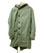 junhashimoto(ジュンハシモト)の古着「MILITARY WRAP M-51」|カーキ