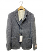 BEAMS Lights(ビームスライツ)の古着「テーラードジャケット」|グレー