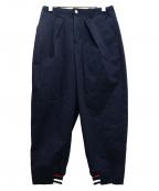 FRAPBOIS(フラボア)の古着「トラッカー パンツ」 ネイビー