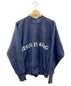 YEEZY(イージー)の古着「Jesus Is King Sweat」|ブラック