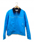 Fucking Awesome(ファッキンオーサム)の古着「ワーク中綿ジャケット」|ブルー