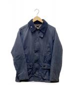 Barbour(バブアー)の古着「ビデイルジャケット」 ネイビー