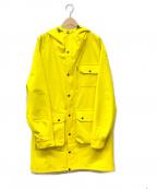 Mt. Rainier Design(マウントレイニアデザイン)の古着「マウンテンパーカーコート」 イエロー