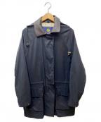 LORO PIANA(ロロピアーナ)の古着「1992 Olympics Classic Coat」 ネイビー