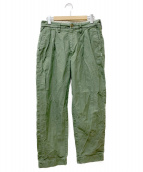 WTAPS(ダブルタップス)の古着「BUDS TROUSERS」|カーキ