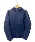 UBER(ウーバー)の古着「Regulator Hooded Jacket」|ネイビー