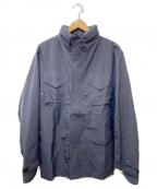MINOTAUR(ミノトール)の古着「ウォータープルーフストレッチジャケット」|ブラック