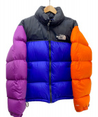 THE NORTH FACE(ザノースフェイス)の古着「1996Rage Nuptse Jacket」|マルチカラー