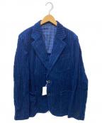 The Stylist Japan(ザスタイリストジャパン)の古着「コーデュロイテーラードジャケット」|インディゴ