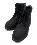 Timberland(ティンバーランド)の古着「ウォータービル6インチブーツ」|ブラック