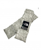SUPREME×THE NORTH FACE()の古着「Paper Down Scarf」 グレー