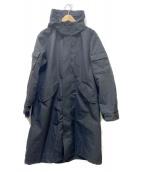 GOLDWIN(ゴールドウィン)の古着「モッズコート」 ブラック