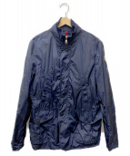 MONCLER(モンクレール)の古着「ナイロンジャケット」|ネイビー