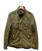 MONCLER(モンクレール)の古着「MATEナイロンジャケット」|オリーブ