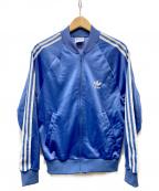 adidas ATP(アディダスエーティーピー)の古着「80sトラックジャケット」|ブルー