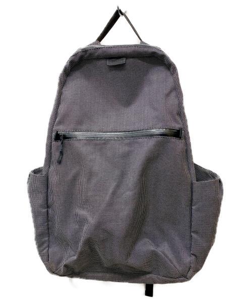 BAGJACK(バッグジャック)BAGJACK (バッグジャック) メッシュバックパック ブラックの古着・服飾アイテム