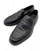 CAMPER(カンペール)の古着「Trumanローファー」|ブラック
