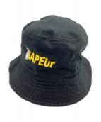 SAPEur(サプール)の古着「バケットハット」|ブラック