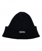 SUPREME(シュプリーム)の古着「スモールボックスロゴオーバーダイビーニー」|ブラック