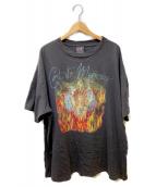 ()の古着「キリストプリントTシャツ」|グレー