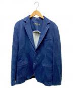 CIRCOLO 1901(チルコロ1901)の古着「アンコンジャケット」 インディゴ