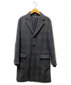 filmelange(フィルメランジェ)の古着「チェスターコート」 グレー