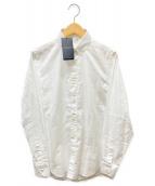Saint Laurent Paris(サンローランパリ)の古着「ボタンダウンシャツ」|ホワイト