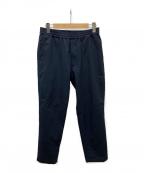 nanamica(ナナミカ)の古着「アルファドライイージーパンツ」|ネイビー