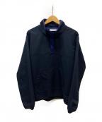 nanamica(ナナミカ)の古着「アルファドライプルオーバージャケット」|ネイビー