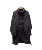 ()の古着「NYLON MICRO RIPSTOP HOODED COA」|パープル