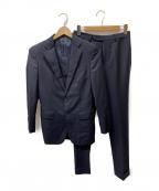 BARNEYS NEWYORK(バーニーズ・ニューヨーク)の古着「セットアップスーツ」 ネイビー