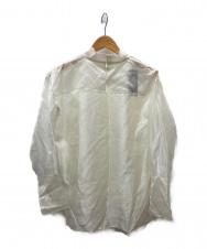 ARTISAN (アルチザン) シルク混シアーブラウス ホワイト サイズ:9
