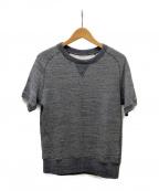 bodco(ボッコ)の古着「半袖スウェット」|グレー