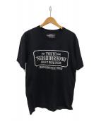 ()の古着「TOKYOロゴプリントTシャツ」|ブラック
