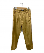 glamb(グラム)の古着「Stretch chino slacks」|ベージュ