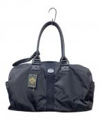 Orobianco(オロビアンコ)の古着「25周年記念ロゴボストンバッグ」|ブラック