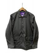 ()の古着「Hopper Field Jacket」 グレー