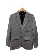 ()の古着「Combat Wool Jacket」 グレー