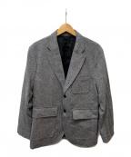 GOLDWIN(ゴールドウイン)の古着「Combat Wool Jacket」|グレー