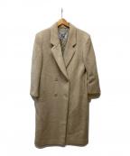 Burberry's(バーバリーズ)の古着「ダブルチェスターコート」|アイボリー