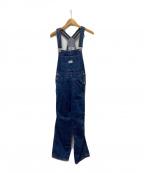LEVI'S(リーバイス)の古着「デニムオーバーオール」|インディゴ