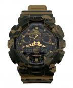 CASIO(カシオ)の古着「腕時計」|オリーブ