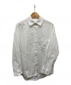 DEUXIEME CLASSE(ドゥーズィエム クラス)の古着「ボーイフレンドシャツ」|ホワイト