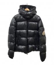 MONCLER (モンクレール) ダウンジャケット ブラック サイズ:3