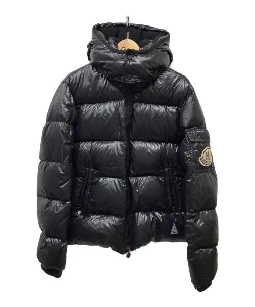 MONCLER(モンクレール)MONCLER (モンクレール) ダウンジャケット ブラック サイズ:3の古着・服飾アイテム