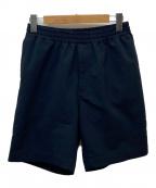 nanamica(ナナミカ)の古着「ALPHADRY Easy Shorts」|ブラック
