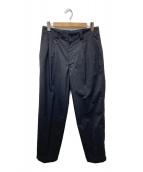 ()の古着「SOLOTEX TROPICAL STRETCH WOOL 」|ブラック