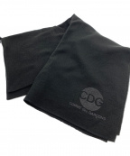 GOOD DESIGN SHOP COMME des GARCONS(グッドデザインショップ コムデギャルソン)の古着「マフラー」|ブラック