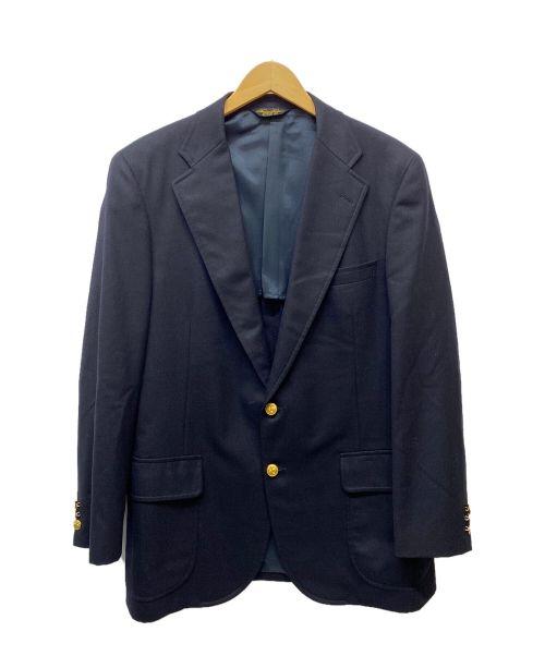 BROOKS BROTHERS(ブルックスブラザーズ)BROOKS BROTHERS (ブルックスブラザーズ) 金釦紺ブレザー ネイビー サイズ:A7の古着・服飾アイテム