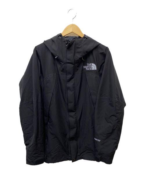 THE NORTH FACE(ザ ノース フェイス)THE NORTH FACE (ザ ノース フェイス) マウンテンジャケット ブラック サイズ:Mの古着・服飾アイテム
